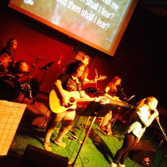 Revive Youth Worship Band in Selkirk Manitoba